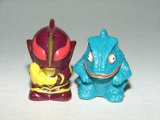 SD Ultraman Shadow vs Gesura Mini Figures! Godzilla Gamera