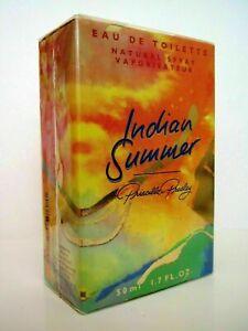 Indian Summer Priscilla Presley 50 ml Eau de Toilette Spray neu in Folie !