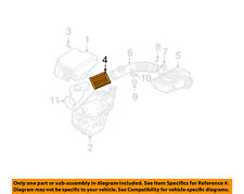 GM OEM Engine-Air Cleaner Filter Element 19239713