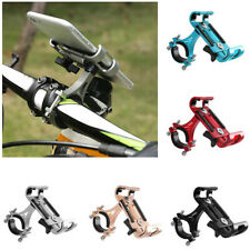 Ratatable Full Aluminium Bike Phone Holder GPS Bicycle Handlebar Mount Bracket