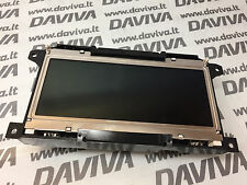 2008 Audi A6 C6 Centre Dashboard MMI Multifunction Display Screen Unit 4F0919603