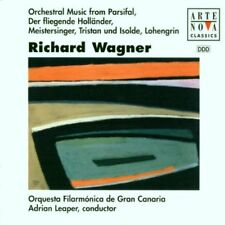 RICHARD WAGNER - Orchestral Music from Parsifal - CD