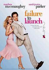 FAILURE TO LAUNCH - DVD - REGION 2 UK