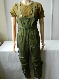 Ex RAF Aircrew Cold Weather Trousers MK3 Size 1 Waist 69-79cm [D11B]