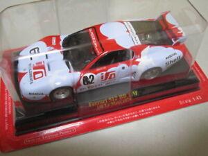 Ferrari 512 BB LM 24h Le Mans 1979 #62 IXO 1/43 Scale