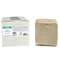 Amaco Air Dry Clay Gray 25 Lb 46317P