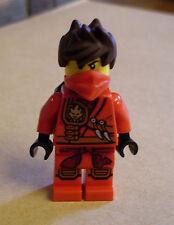 LEGO ninja ninjago-Kai scabbard, tousled hair (rouge épée support) NEUF