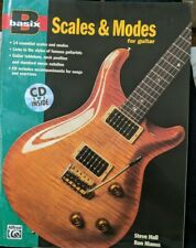 Basix®: Scales and Modes for Guitar (Basix® Series)