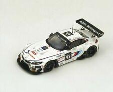 1:43 BMW Z4 n°43 Spa 2014 1/43 • SPARK SB086