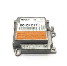 Audi A4 B5 8D Airbag Steuergerät 8D0959655F Bosch 0285001270 12 Monate Garantie