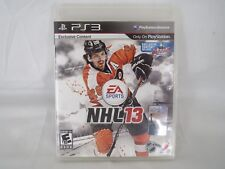 Sony PlayStation 3 NHL 13 Video Game
