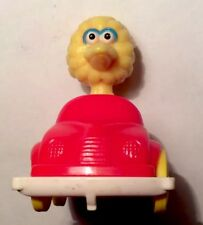 "Genuine Tyco Preschool Sesame Street ""Big Bird"" Red Toy Car Only *Read*"