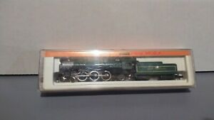 Arnold  Rapido N Scale Southern SRR 4-6-2 Pacific Steam Engine Mint.