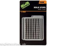 Fox Edges stops Bouillette - Micro Transparent / pêche à la carpe