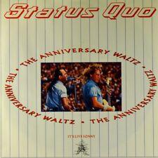 "7"" STATUS QUO Anniversary Waltz / The Power Of Rock VERTIGO 45rpm 1990 like NEW!"
