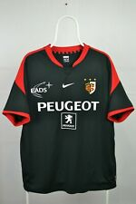 d76de89c0b7 Stade Toulousain toulouse france rugby union football extra large mans nike  XL