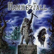 (R)Evolution - Hammerfall (2014, CD NEUF)