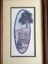 Beth Cummings Signed Numbered Limited Edition Print 1986 Framed Matted #586/3000