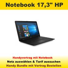 "Handyvertrag Bundle Laptop 17,3"" HP Handy Bundle Vertrag mit Zugabe Notebook PC"