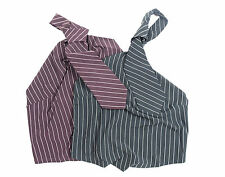 Gestreifte Ärmellose Taillenlang Damenblusen,-Tops & -Shirts ohne Mehrstückpackung
