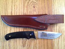 SCHRADE USA PH1 PRO HUNTER AMERICAN LEGENDS ROOSEVELT LTD KNIFE LOVELESS DESIGN