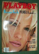 Playboy Sept 1997 Pamela Anderson Jenny McCarthy Christopher Walken interview