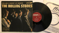 Rolling Stones - England's Newest Hit Makers - 1964 US Mono 1st Press FFrr (VG+)