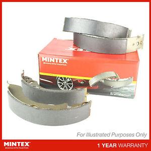 Fits Mitsubishi Lancer Sportback 2.0 DI-D Genuine Mintex Rear Handbrake Shoe Set