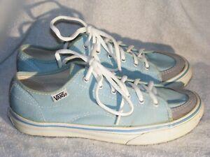 Women's Tennis Shoes by Vans - Worn a Couple of Times - Sz Wo's 8 / Men's 6 1/2