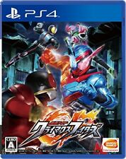 PS4 KAMEN RIDER Climax Fighters w/Product Code Video Games Masked Rider Hero