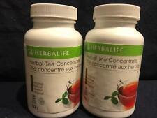 2 Herbalife Concentrate Tea 100g (Original-Lemon-Peach-Raspberry) - FREE SHIPING