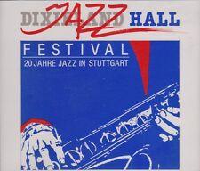 Dixieland Jazz Hall Festival 20 Jahre Jazz in Stuttgart Doppel CD mit Booklet