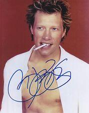Jon Bon Jovi ++ Autogramm ++ US-amerikanischer Sänger ++ Autograph