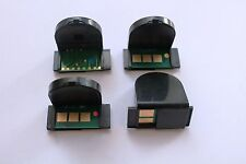 4 x Toner Chips For Xerox Phaser 6180 113R00726 113R00723 113R00724 113R00725
