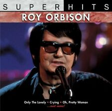 ROY ORBISON Super Hits  (CD W/ 10 Columbia Hits) 1996 Sony Entertainment