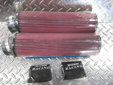 """BOSS RACING DRAG BANSHEE 12"""" INCH FILTERS AND OUTTER WEAR"""