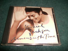 MICHAEL JACKSON REMEMBER THE TIME BLACK OR WHITE CD SINGLE 9 TRACKS