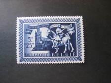 Belgique timbre ancien vendu à 20%.COB 638**
