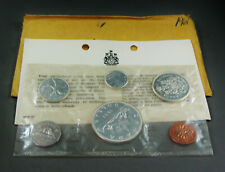 1961  Voyager Silver Proof Like Sealed Coin Set   -   With COA and Envelope