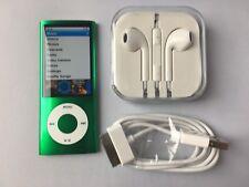 Apple iPod nano 5th Generation Green (16GB) mint