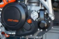 EVOTECH TAPPO OLIO MOTORE KTM M24x3 OIL FILLER CAP COLORI VARI