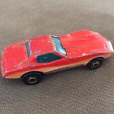 Vintage Hot Wheels Corvette Stingray Die Cast Car~1980