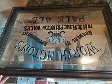 New listing Worthington pale ale mirror