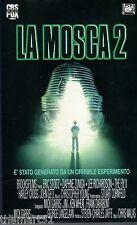 LA MOSCA 2 (1989)  VHS CBS Fox ex nolo