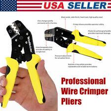 Winholder Wire Crimper Pliers Non Insulated Cable Connectors Terminal Crimping