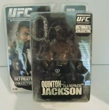 Round 5 UFC Quinton Rampage Jackson Ultimate Collector Action Figure