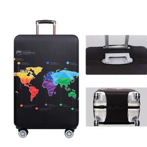 29-32 Inche Travel Trolley Case Luggage Cover Elastic Suitcase Protective ToolR