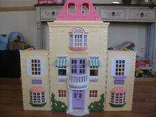 Fisher Price Loving Family 8 Room Grand Mansion Dollhouse Plus Furniture