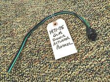 1969-75 GM Repair Pigtail Harness Splice Wire -Power Door Lock Actuator Solenoid
