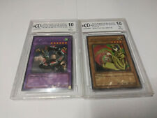 Yu-Gi-Ho # LOB-102, and LOB-78 Mint